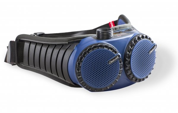 6998a1a3c9 CleanAIR AerGO komfortos derékövvel - Ventillátoros rásegítésű ...
